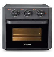 Temi Toaster Oven Airfryer Desktop Convection Oven Deep Fryer Oven 5 in 1