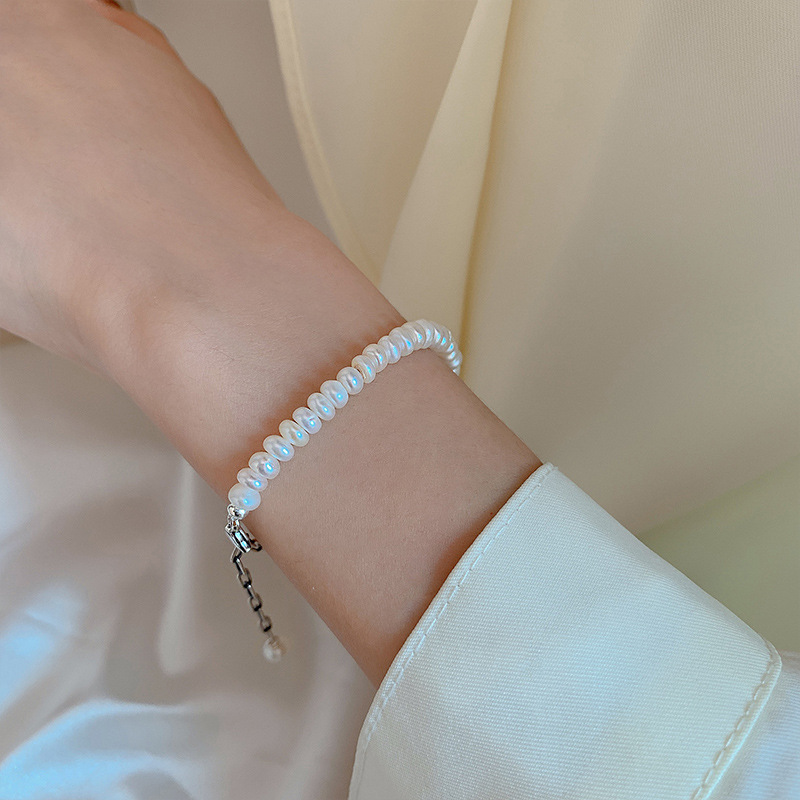 Bracelet Ange Perles