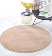 Lamb Velvet Round Carpet Fitness Yoga Mat Hanging Basket Computer Upholstery