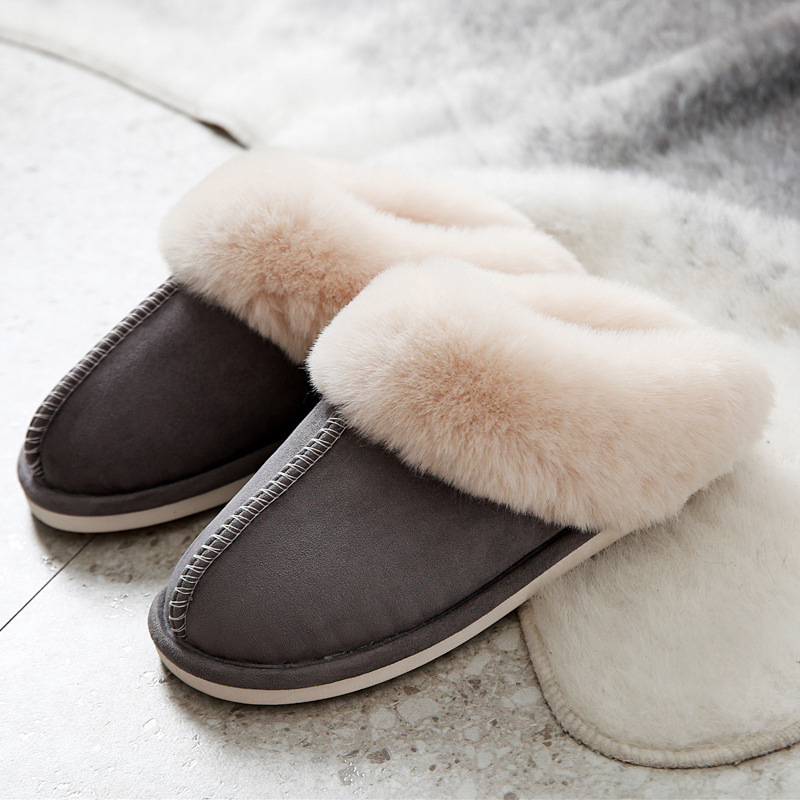 large Cotton Slippers