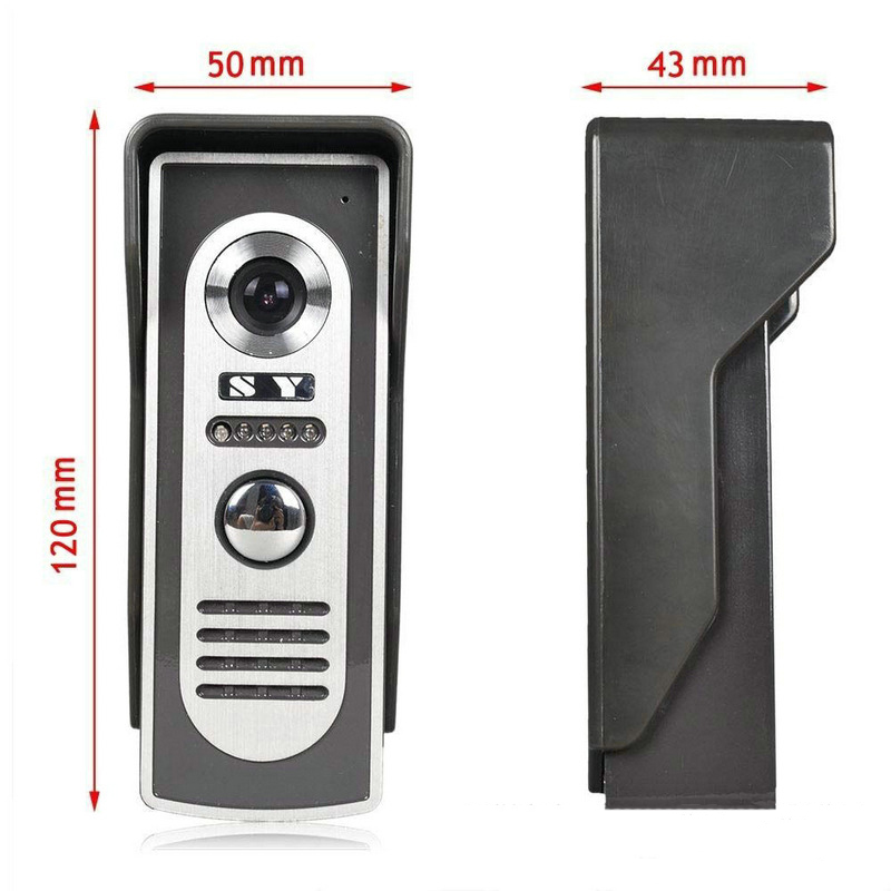ENNIO Video Doorbell Intercom