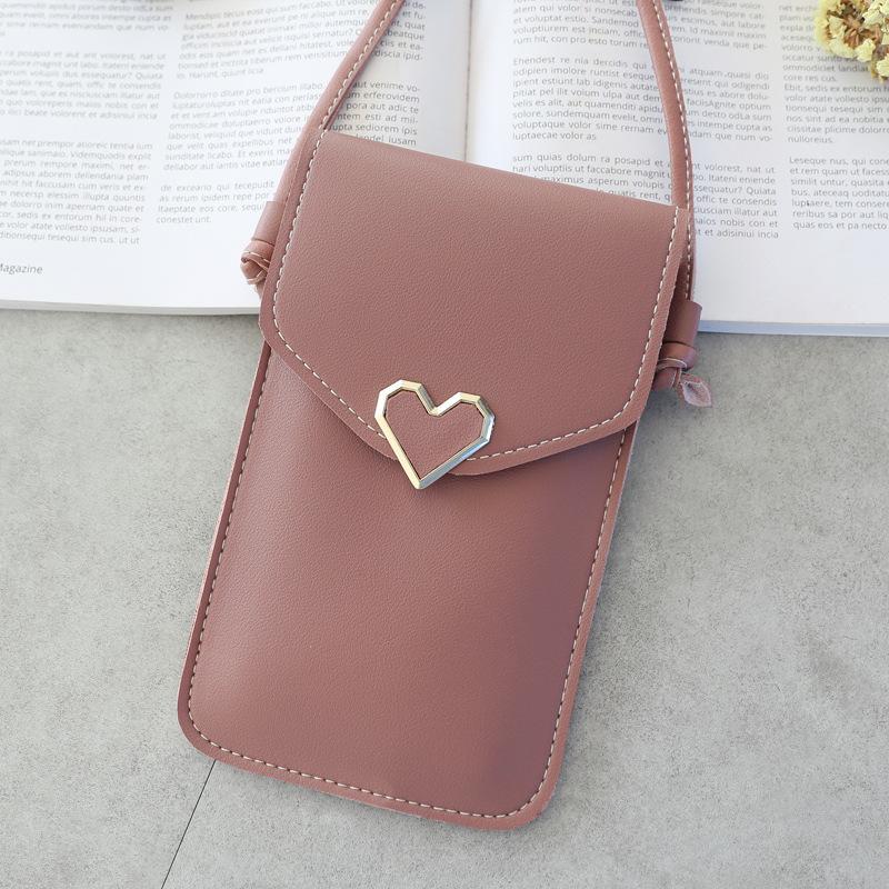 Crossbody Touch Screen Mobile Phone Bag Mini Bag allinonehere.com