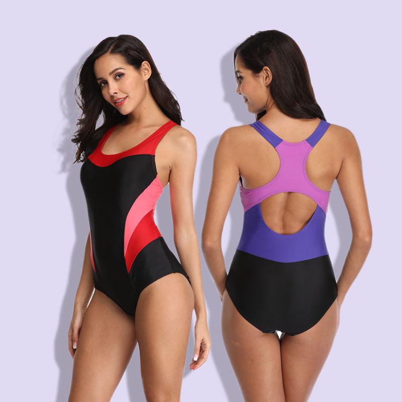 6fa99780 aae1 4ab2 90a3 99064721ddf4 Sports slim backless one-piece swimsuit