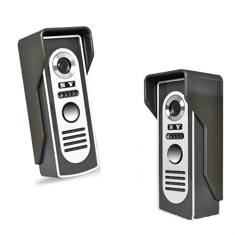 Video Intercom Doorbell Night-Vision outdoor camera