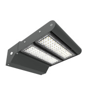 LOD-MSL-WP90W-50K - ASSEMBLED IN USA SERIES 90W LED WALL PACK, 5000K 13,050LM, 145LM/W, 120-277VAC, PHOTOCELL INCLUDED, IP65, CRI 70, BEAM ANGLE 70/135 DEGREES, ETL & DLC PREMIUM LISTED