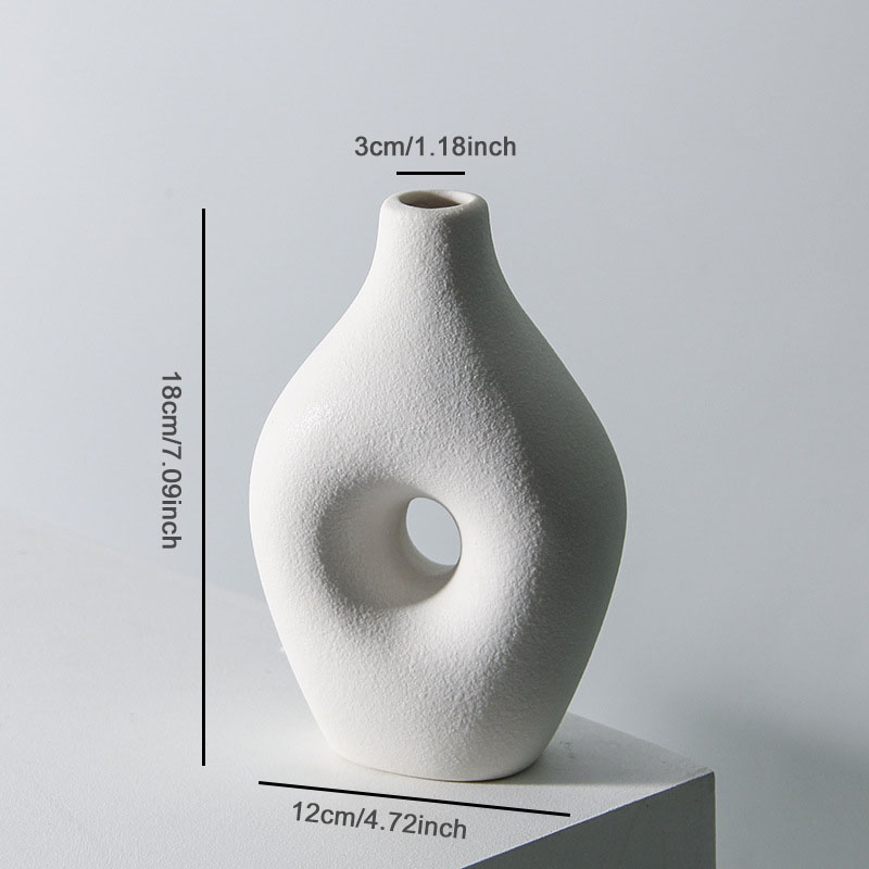 Artistic Ceramic Vase 15