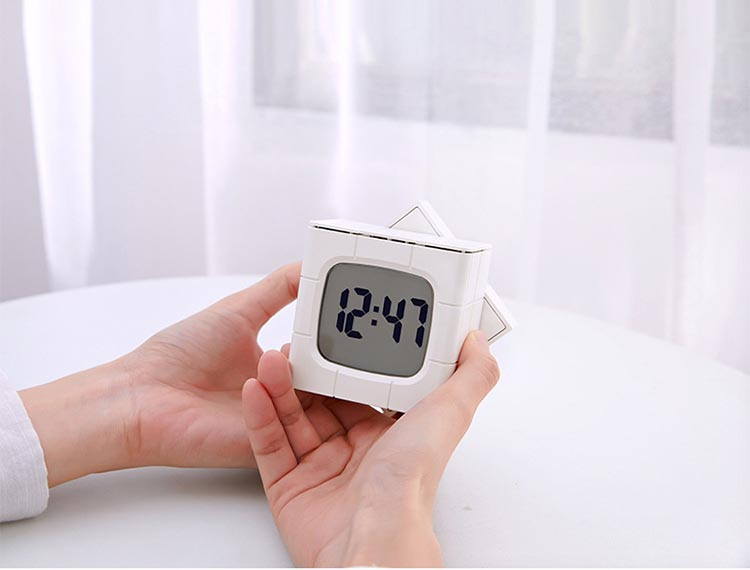 Rubiks Cube Alarm Clock 7