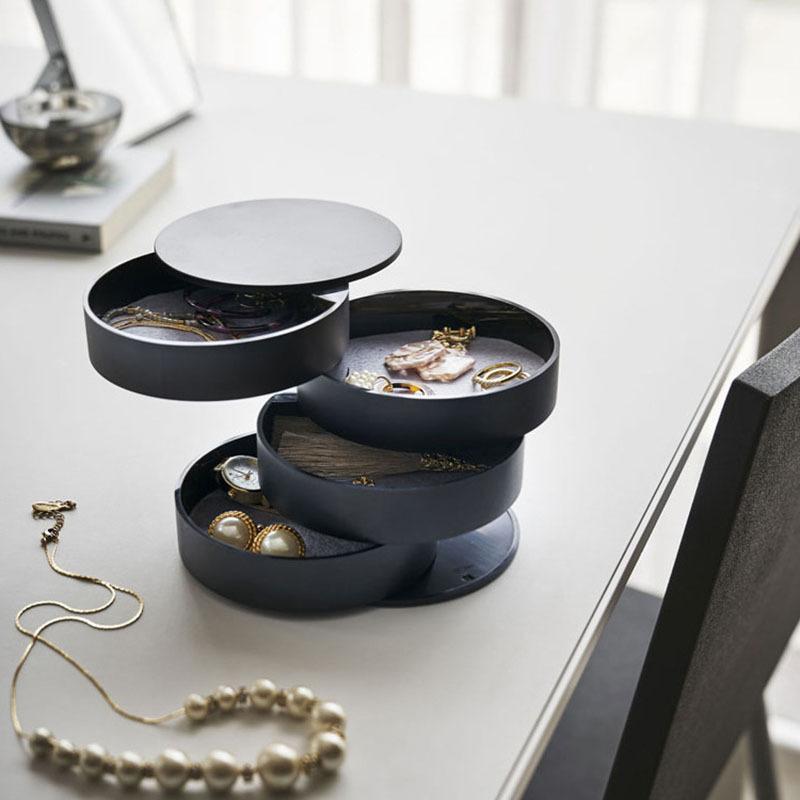 4 Layer Jewelry Storage Box