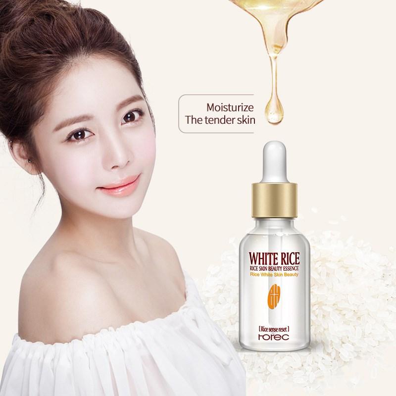 Facial Moisturizer White Rice Skin Nourishing Essence