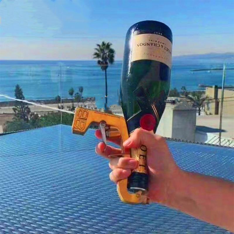 Champagne Gun Ejector Wine Cork Champagne Dispenser