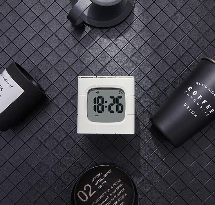 Rubiks Cube Alarm Clock 8