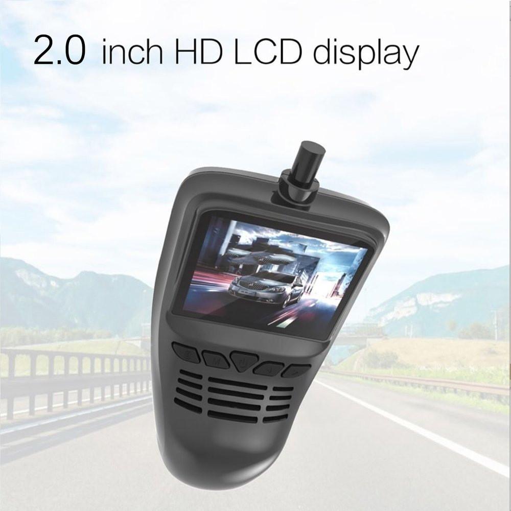 Small Eye Dash Cam Car DVR Recorder Camera With Wifi Full HD