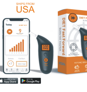 SCIENTIFIC EVIDENCE: Boost Your Immunity DIET FAST FORWARD II THE COMPLETE KETONE METER AND APP SYSTEM Take Control With A RELIABLE PARTNER MASK And IMPROVE YOUR HEALTH TODAY