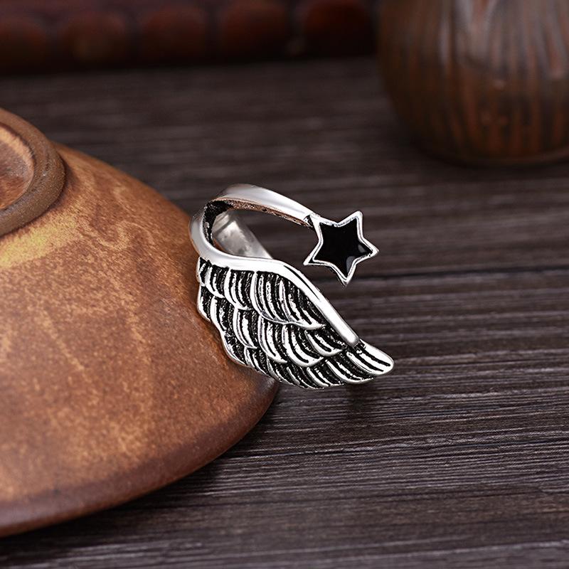 anneau ailé