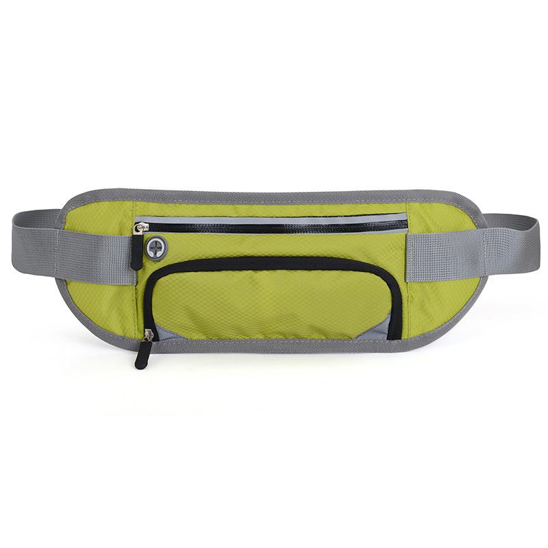 Running Waist Belt Bag With Water Bottle 21