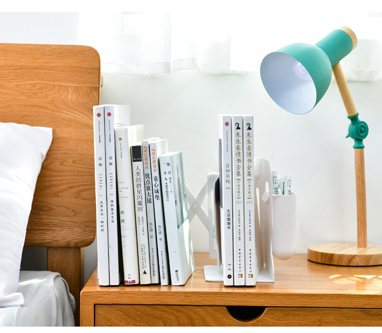 Retractable Bookends For Shelves 12