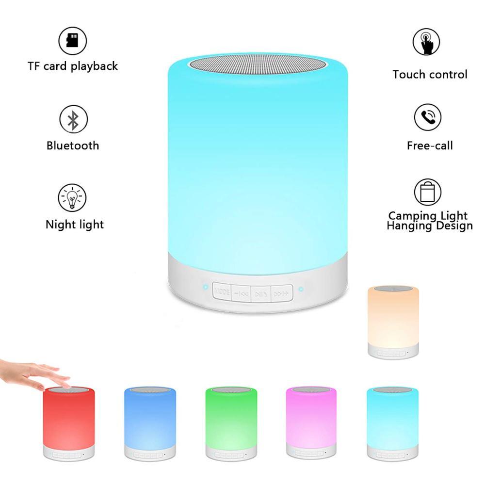 Luz de aplauso de siete colores con sonido - Dileblue