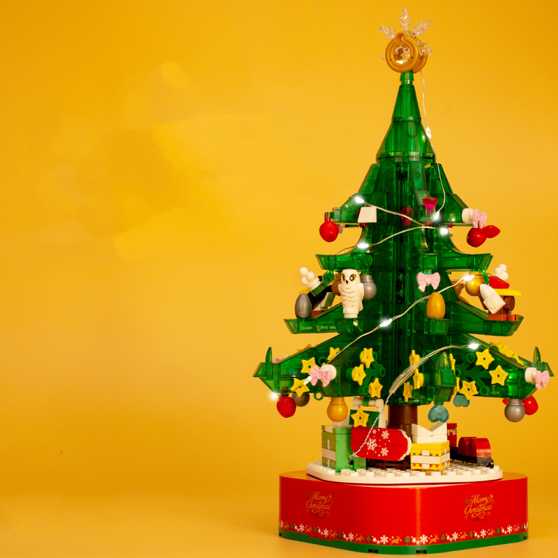 Christmas Tree - Building Blocks 6