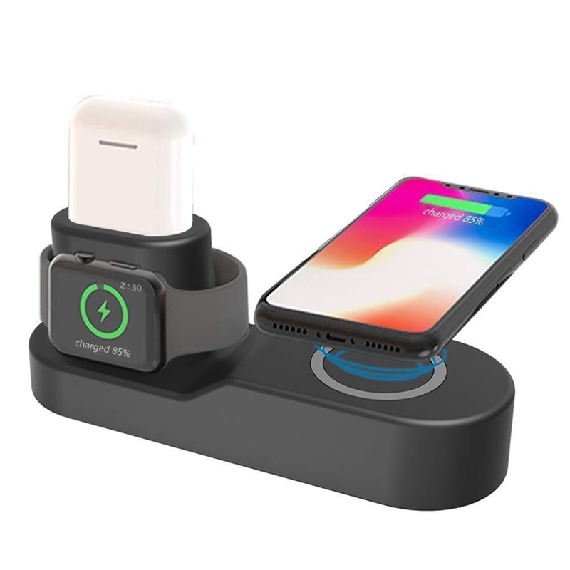 W3-Wireless Charger Three in One