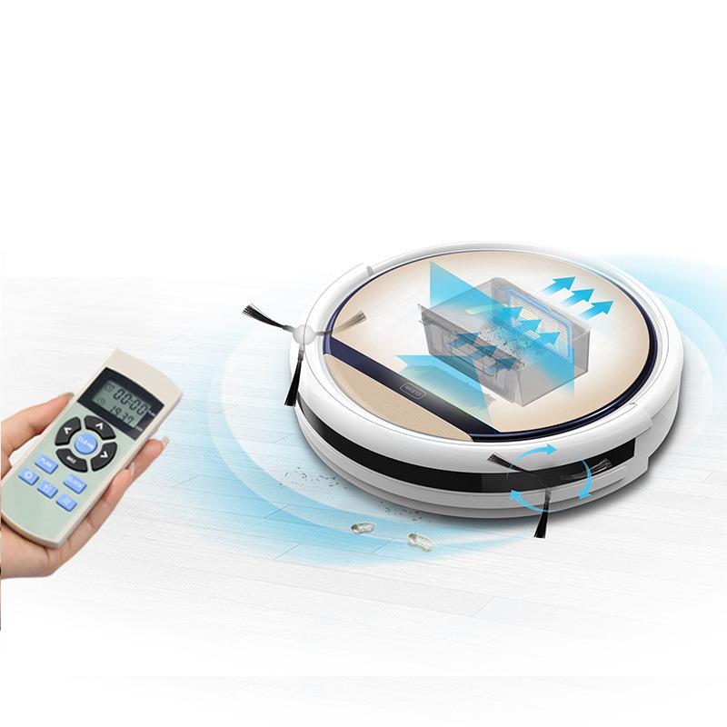 Smart Robotic Vacuum Cleaner remote control