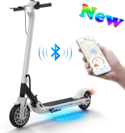 AOVO MICROGO Electric scooter with APP control