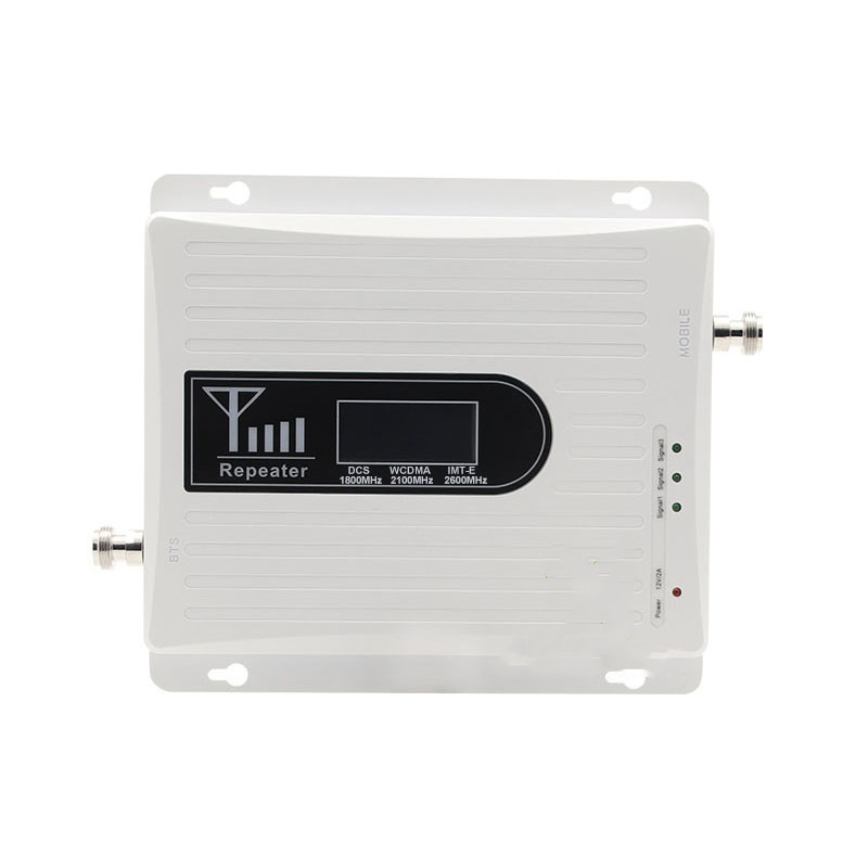 3G 4G amplifier front view