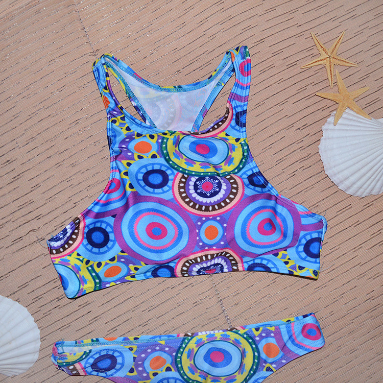 92a90867 6ef2 42a6 b3f2 803d2d5cc4b5 New Low Waist Triangle Bikinis High Neck Brazilian Swimwear Swimsuit Swimsuit Bikini Set Brazilian Beachwear Biquini
