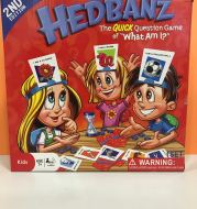 Hedbanz Board game party table game guess card game toy Family Friends Kid
