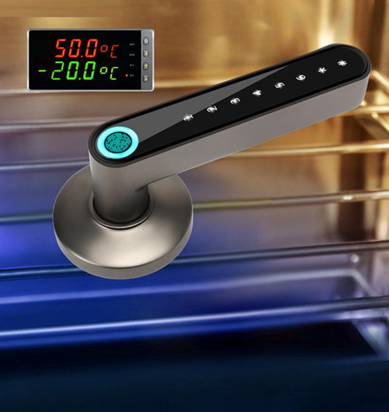 Smart Bluetooth Password Handle Lock APP
