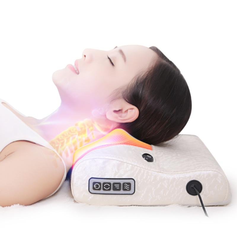 coussin de massage électrique multi-fonctionnel iNeck™️