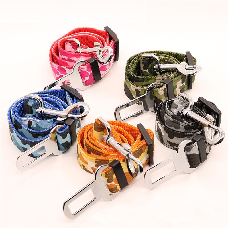different type of Dog Seat Belt