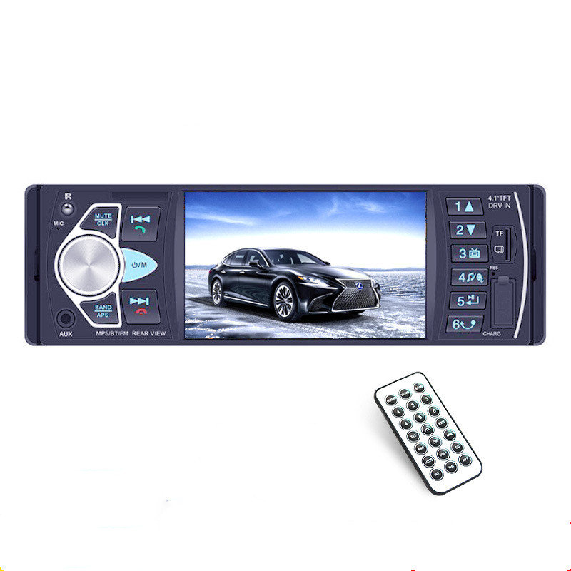 Bluetooth hands-free car MP5-player