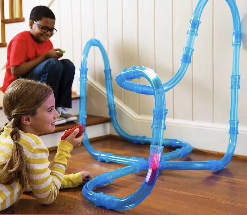 Speed Pipes Electric Car Racing Track 10