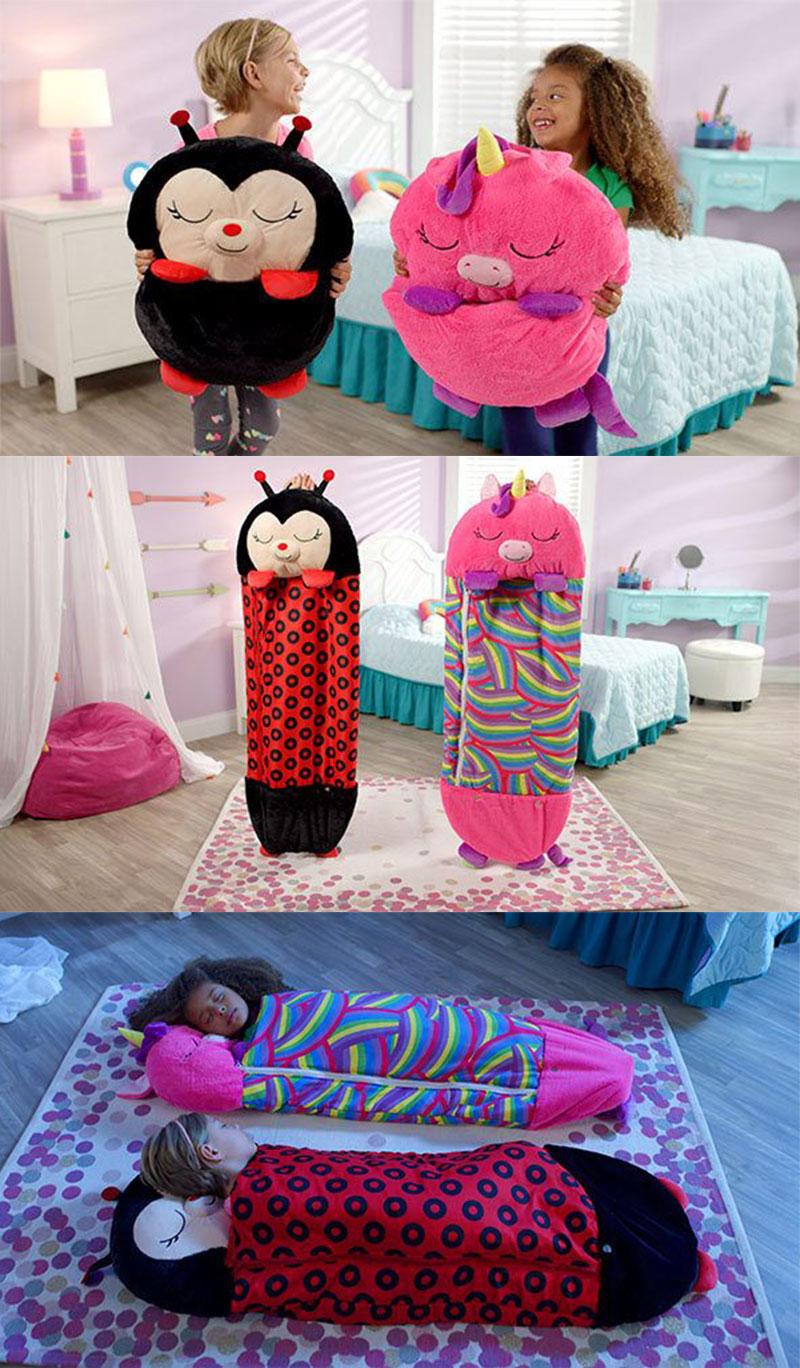 animal sleeping bag