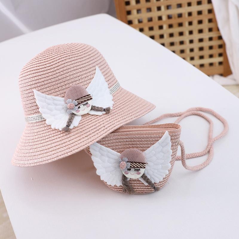 chapeau de paille pour enfants 4