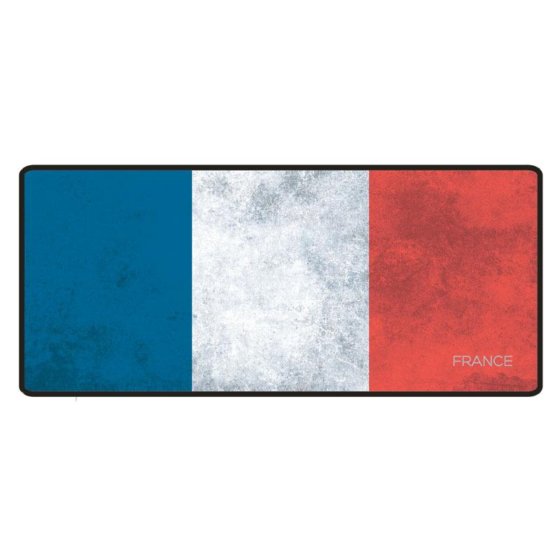 Tapis de souris drapeau France