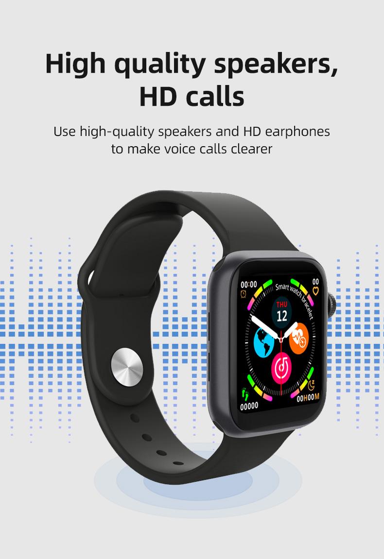Reloj Inteligente- Smart Watch T900 😎⌚- Dileblue