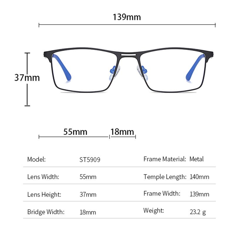 Pro Look Blue Light Blocking Computer Glasses 54521 15