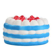 Stress Reliever Strawberry Cake Scented Super Slow Rising Kids Toy Cute
