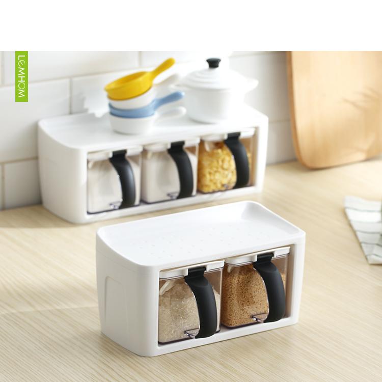 af73d993 6e0e 45e9 b551 aded08e58ede - Contenedor de almacenamiento de cocina para condimento de hierbas