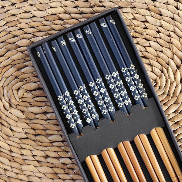Palillos de bambú diseño Harmony