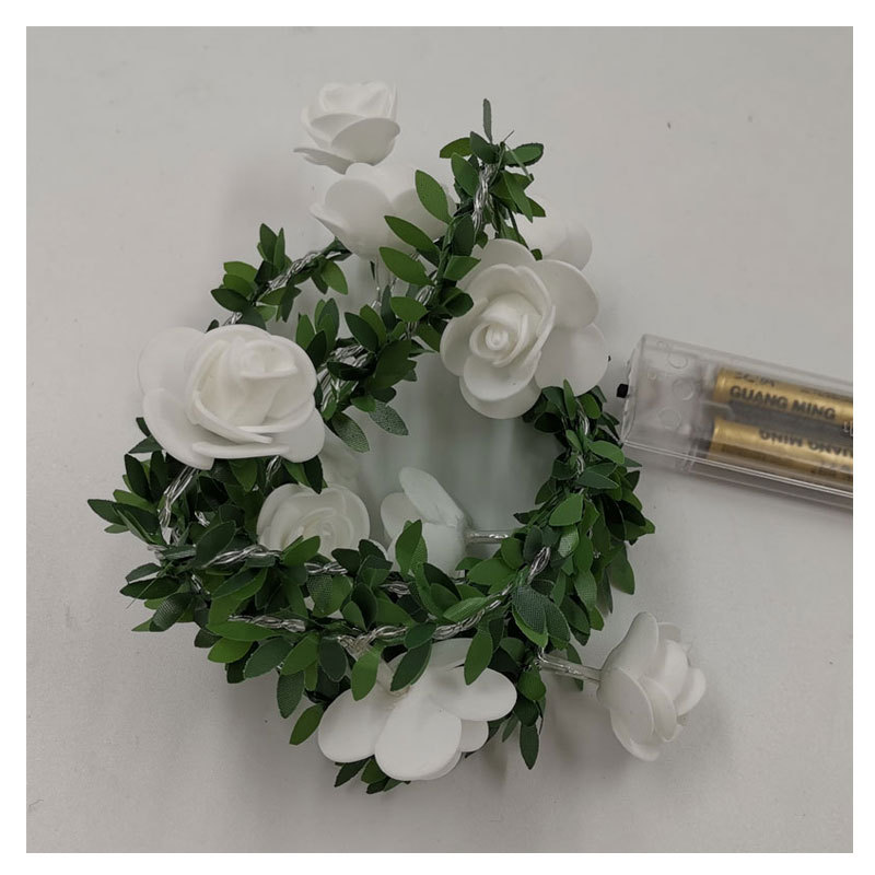 Led Flower Lights With Battery Pack