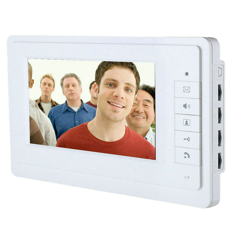 Video Intercom Doorbell indoor screen