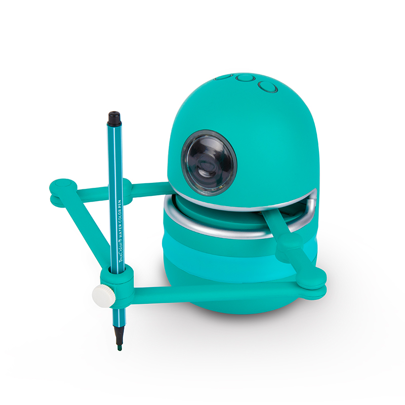 Flash Card Drawing Robot For Kids 5