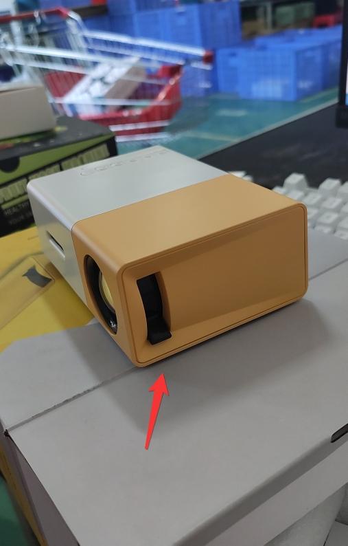 Handheld projector 1080p allinonehere.com