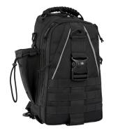 Fishing Tackle Backpack Storage Bag Shoulder Backpack Cross Body Sling Bag