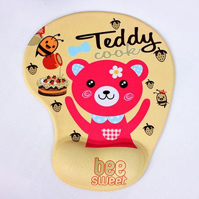 Tapis souris Teddy cook