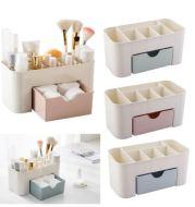 otak Kosmetik Plastik Serbaguna  Plastik Makeup Organizer Make Up Brush Storage