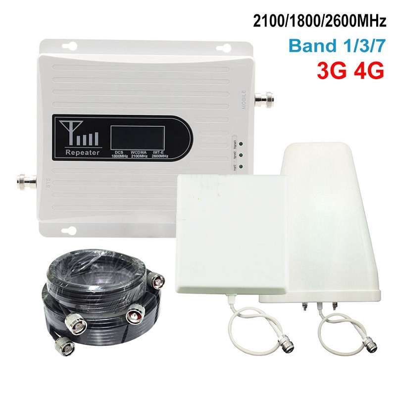 Network Signal Booster 3G&4G package