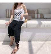 Women Knitted Lace Pants   Brand HYDRA